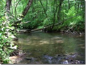 Crossing-Upstream