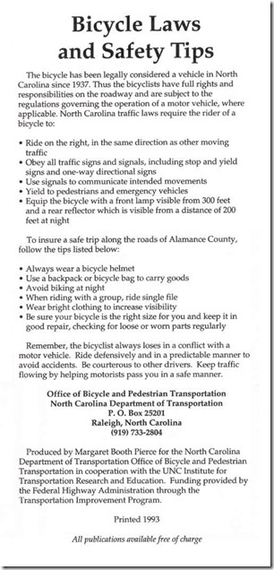 Bicycle-Laws-&-Safety-Tips