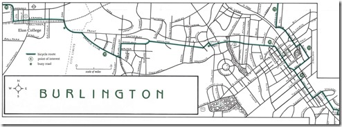 Burlington-Cycle-Route-Map
